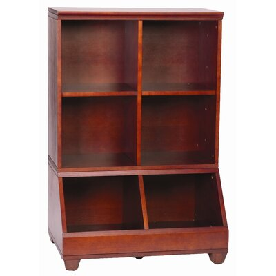 "Alaterre Links 30"" Storage Tower in Cherry"