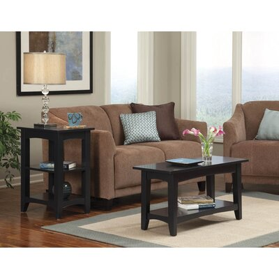 Alaterre Shaker Cottage Coffee Table Set