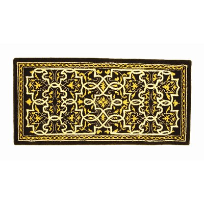 Minuteman International Hearth Tabriz Rug