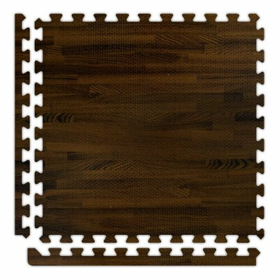 Alessco Inc. SoftWoods Set in Walnut