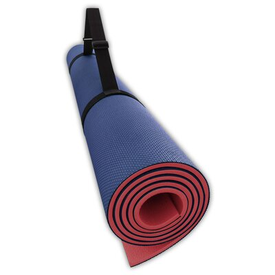 Alessco Inc. SoftMats Set in Royal Blue / Red