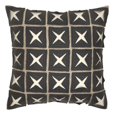 Classic Home Nichel Accent Pillow