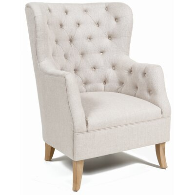Classic Home Akash Cotton Club Chair