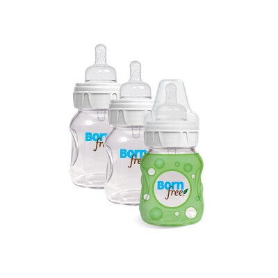 Born Free Glass Bottle (Three Pack)