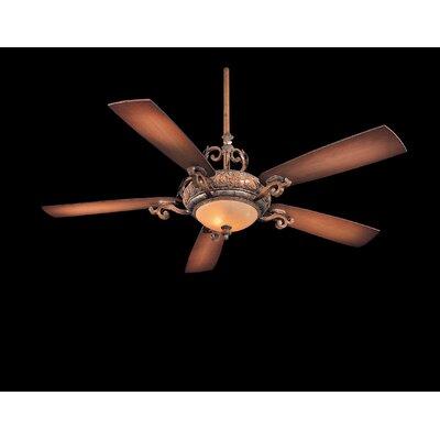 Minka Aire 68 Great Room Napoli II 5 Blade Ceiling Fan