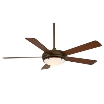 "Minka Aire 54"" Como 5 Blade Contemporary Ceiling Fan"