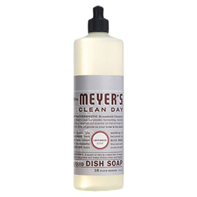 <strong>Mrs. Meyers</strong> Liquid Dish Soap in Lavender