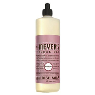 <strong>Mrs. Meyers</strong> Liquid Dish Soap in Rosemary