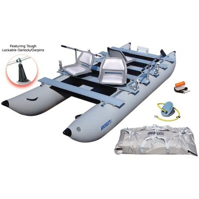 Sea Eagle Boats INC FoldCat Deluxe Boat