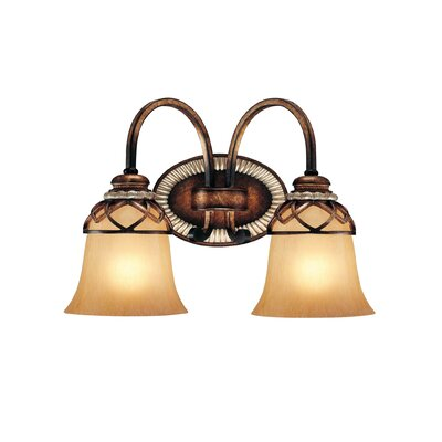Minka Lavery Aston Court 2 Light Vanity Light