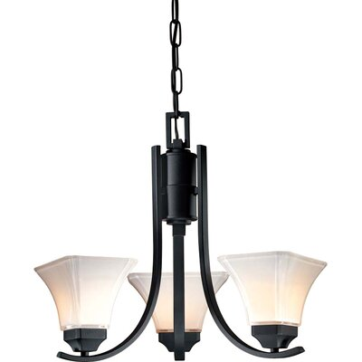 Agilis 3 Light Mini Chandelier