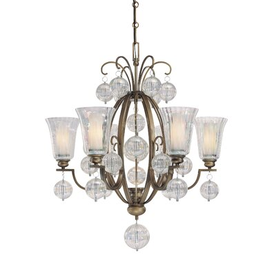 Minka Lavery Terzetto 7 Light Chandelier