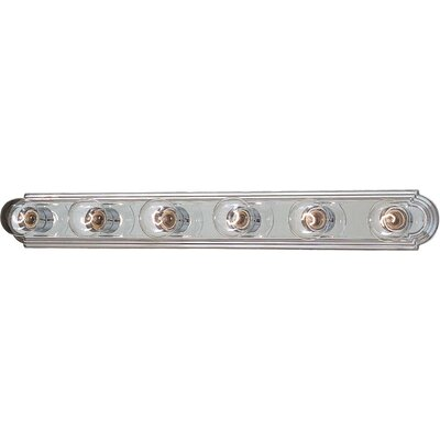 Minka Lavery Wexford 6 Light Bath Bar