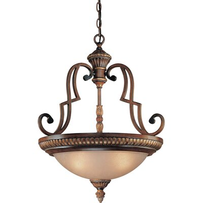 Minka Lavery Belcaro 3 Light Inverted Pendant