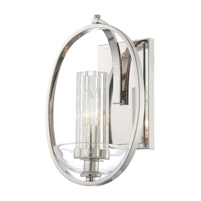 Minka Lavery Urban Nouveau 1 Light Wall Sconce