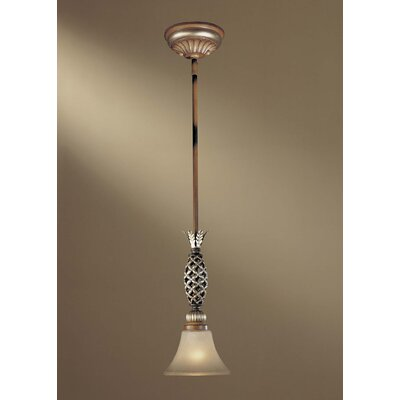 Cabella 1 Light Mini Pendant