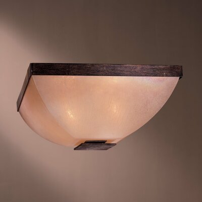 Minka Lavery Lineage 2 Light Flush Mount