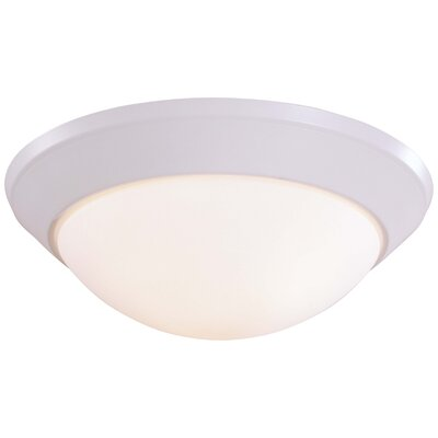 Minka Lavery Contractor Series 3 Light Flush mount