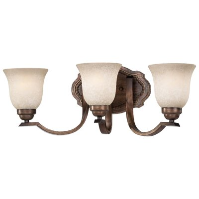 Minka Lavery Regents Row 3 Light Bath Vanity Light