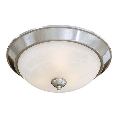 Minka Lavery Paradox 3 Light Flush Mount