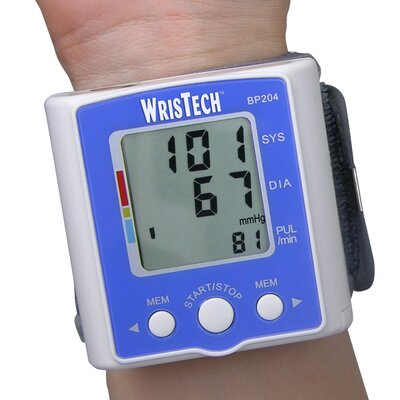 Jobar International Wrist Blood Pressure Monitor