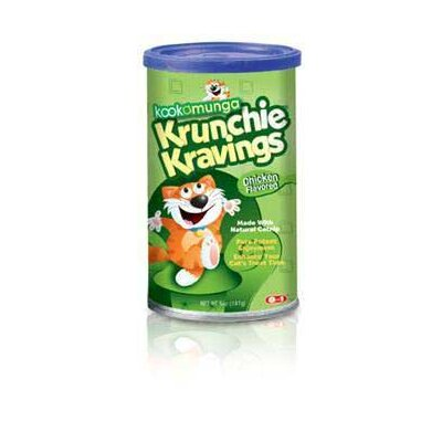 8 in 1 Pet Products Kookamunga Catnip Tub (1 oz.)