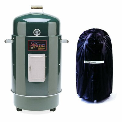 Brinkmann Gourmet Charcoal Smoker and Grill