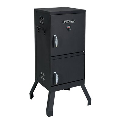 Split Door Charcoal Smoker