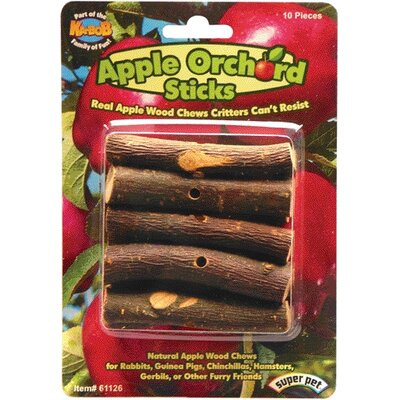 Super Pet Small Animal Orchard Sticks
