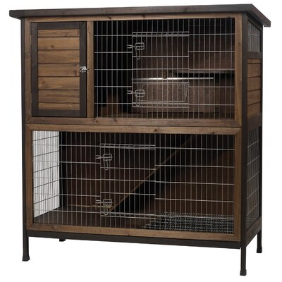 Super Pet Rabbit Hutch