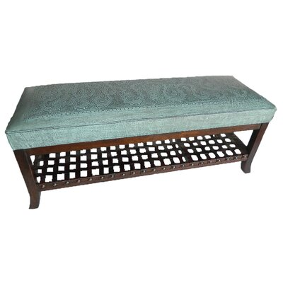 New World Trading Colonial Super Hardwood Bench