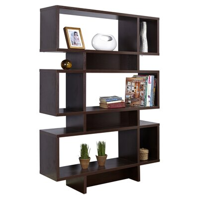 InRoom Designs Three Shelves Bookcase