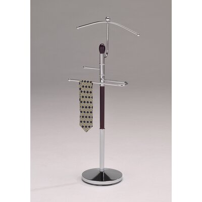 Valet Stand Hat and Coat Rack