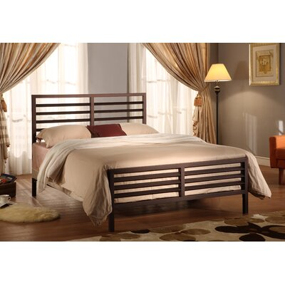 InRoom Designs Manhattan Metal Bed