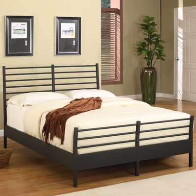 InRoom Designs Sierra Metal Bed
