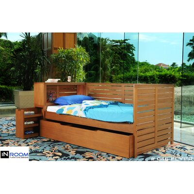 InRoom Designs Flyer Daybed with Trundle