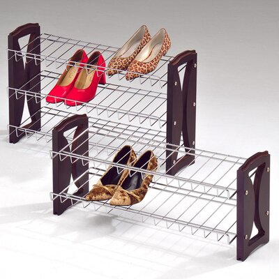 InRoom Designs Shoe Rack