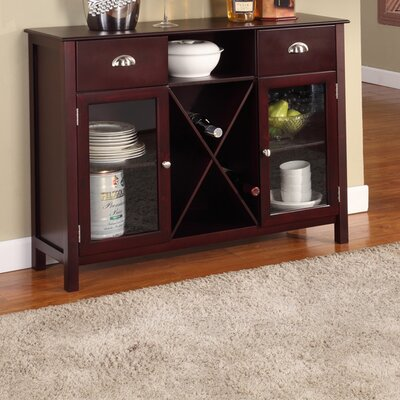 Buffet Server / Wine Rack