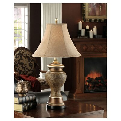 InRoom Designs Table Lamp (Set of 2)