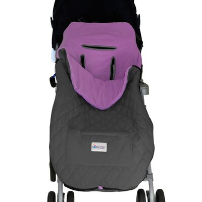 Nomie Baby Toddler Cozy Stroller Blanket