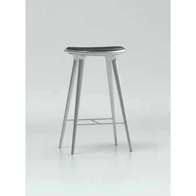 "Mater Ethical Living 26"" High Bar Stool with Cushion"