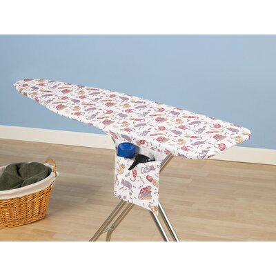 Household Essentials Whitney Design Kool Kats Deluxe Ironing Board Cover