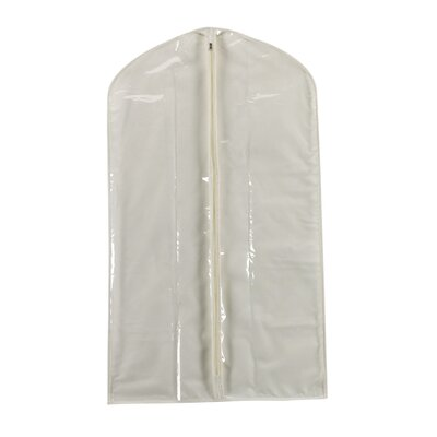 Household Essentials Storage and Organization Suit Protector in Natural