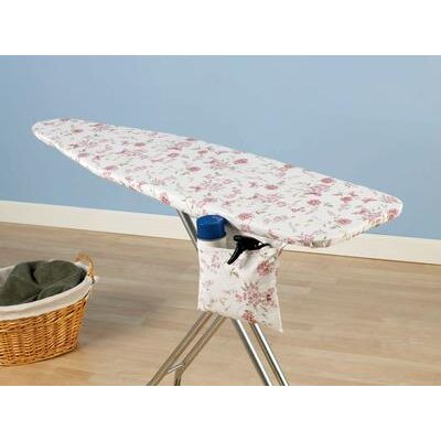 Household Essentials Deluxe Series Ironing Board Cover in Spring Meadow