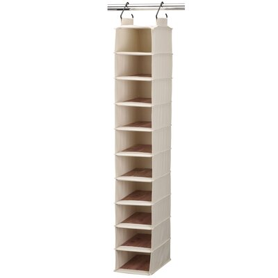 Cedarline Hanging Canvas Shoe Organizer
