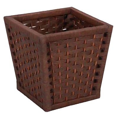 <strong>Household Essentials</strong> Paper Rope Waste Basket