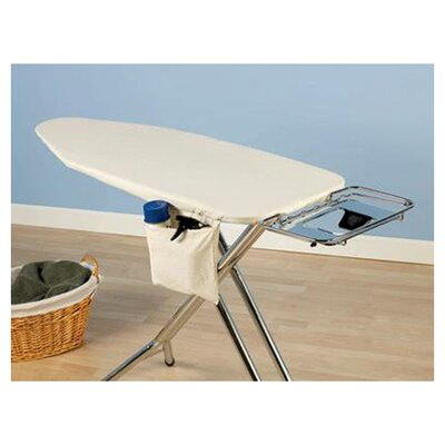 <strong>Household Essentials</strong> WideTop Ironing Board Cover in Natural