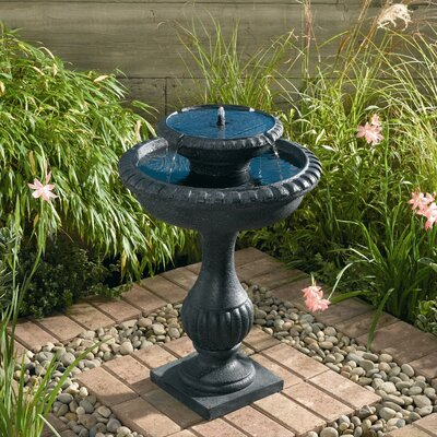 Smart Solar Blenheim Two Tier Solar on Demand Fountain