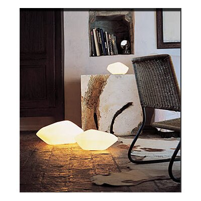 Oluce Stone of Glass for Table Lamp