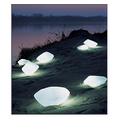 "Oluce Stones 7.9"" Outdoor Lamp"